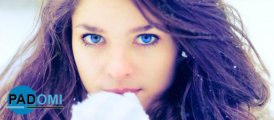 Matu kopšana aukstā laikā