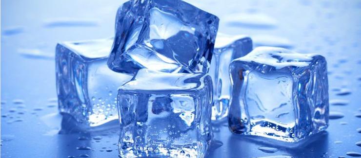 Sasaldējam košļājamo gumiju ar ledus palīdzību