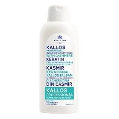 Picture of Kallos Repair Hair conditioner with cashemere keratin. 1000ml.