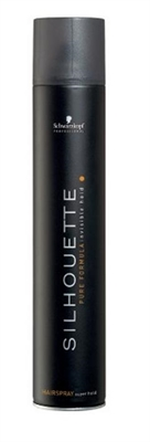 Picture of Silhouette Super Hold Hairspray. 750 ml.