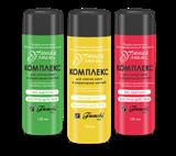 Vairāk informācijas par Frenchi Complex - polish remover and nail strengthening 125 ml with bamboo extract, protein, vitamin E