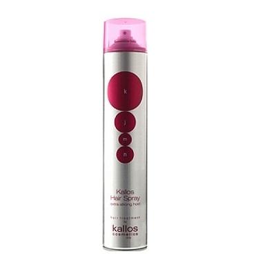 Picture of Kallos KJMN Extra strong Hair spray 750 ml.