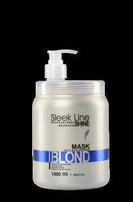 Picture of STAPIZ Sleek Line Blond mask 1000 ml.