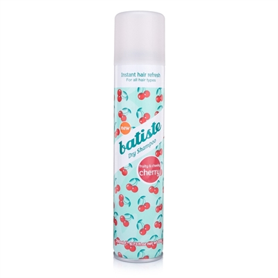 Picture of Batiste Cherry Dry Shampoo 200 ml.