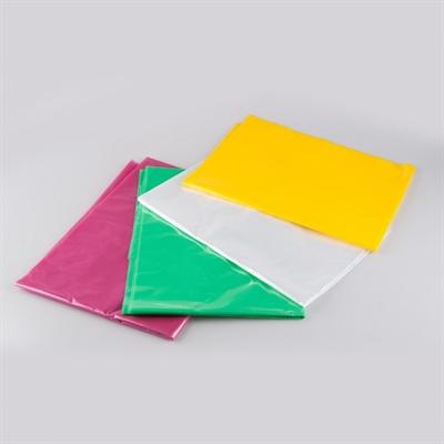 Picture of Color disposable cape 50 pcs.