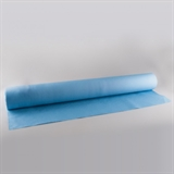 Show details for Cosmetic bed sheet latex blue 50m/80cm