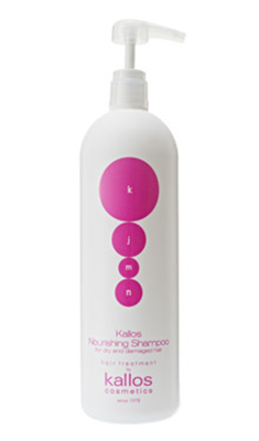 Picture of Kallos KJMN Nourishing Shampoo 1000 ml.