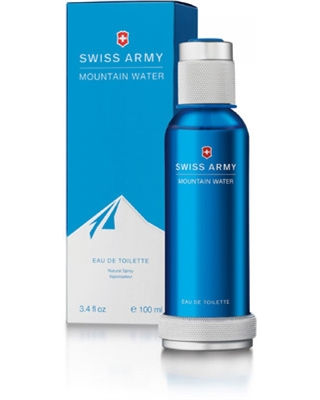 Picture of Swiss Army Mountain Water EDT 100 ml.