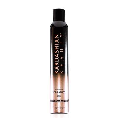 Picture of Kardashian Beauty Pure Glitz Hair Spray 340ml