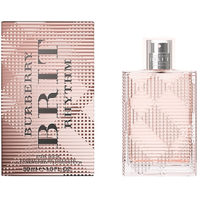 Picture of BURBERRY Brit Rhythm Floral For Her EDT 50 ml.