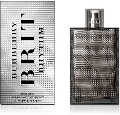 Picture of BURBERRY Brit Rhythm Intense For Him EDT 50 ml.
