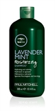 Показать информацию о Paul Mitchell Lavender Mint Moisturizing Shampoo 300ml