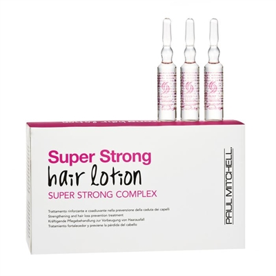 Picture of  Paul Mitchell Strength Super Strong Hair Lotion  12x6ml