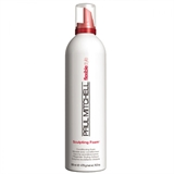 Show details for  Paul Mitchell Medium Hold Sculpting Foam 500ml