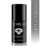 Показать информацию о Diamond Cosmetics Semilac Top 7ml