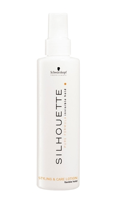 Picture of Silhouette Flexible Hold Styling & Care Lotion 200 ml