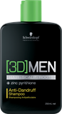 Show details for Schwarzkopf 3D Men Anti-Dandruff Shampoo