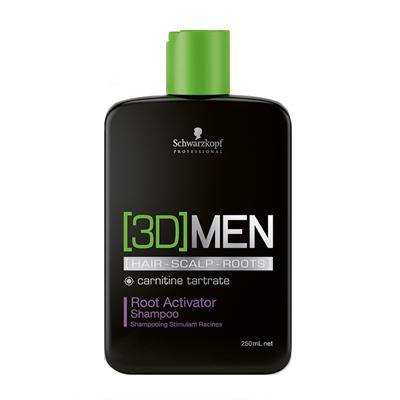 Picture of Schwarzkopf Professional 3D Men Root Activator Shampoo