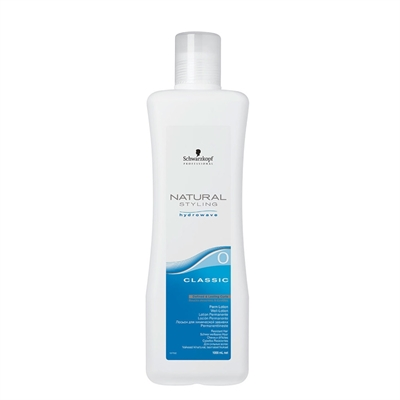 Picture of Schwarzkopf Natural Styling Hydrowave Classic 0 1000 ml
