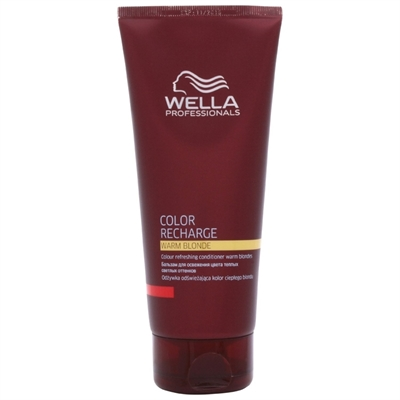 Picture of Wella professionals Color Recharge Warm Blonde Conditioner 200ml