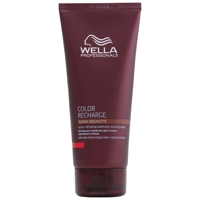 Picture of Wella professionals Color Recharge Warm Brunette Conditioner  200ml