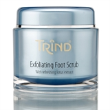 Показать информацию о Trind Exfoliating Foot Scrub 75ml