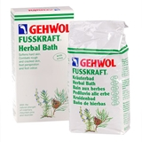 Показать информацию о Gehwol Fusskraft Herbal Bath 400 G
