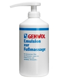Показать информацию о GEHWOL Emulsion for Foot Massge 500ml