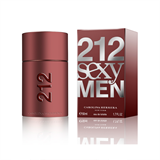 Показать информацию о Carolina Herrera 212 Sexy Men EDT