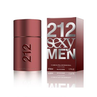 Picture of Carolina Herrera 212 Sexy Men EDT