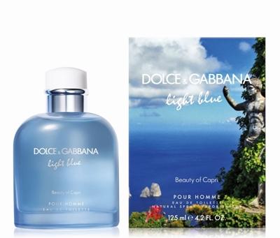 Picture of Dolce & Gabbana Light Blue Beauty of Capri EDT 125ml