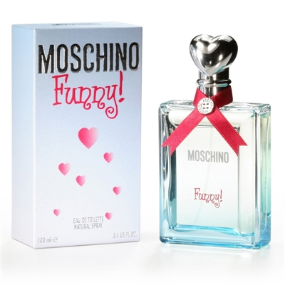 Picture of Moschino Funny EDT 100ml