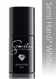 Показать информацию о DIAMOND COSMETICS SEMILAC Hardi White UV Hybrid 7ml