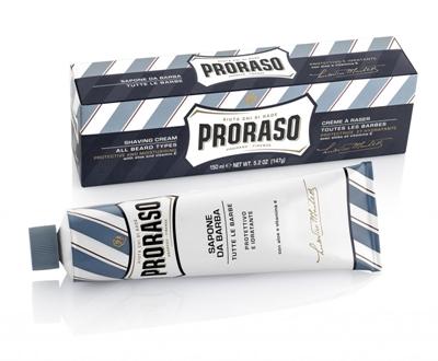 Picture of Proraso Blue Shaving Soap in Tube 150ml