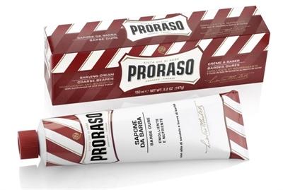 Picture of Proraso Red Shaving Soap in Tube 150ml