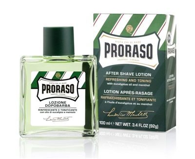 Picture of Proraso Green After Shave Lotion 100ml