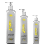 Показать информацию о Angel Professional Pearl Glossing Shampoo for Blonde Hair  250ml