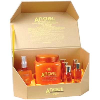 Picture of Angel Professional Deep-Sea Spa Hair Mask Set