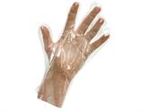 Показать информацию о Полиэтиленовые перчатки размер M 100 шт.