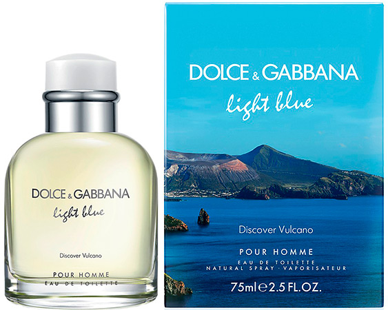 be5e705cb0 Picture of DOLCE GABBANA Light Blue Discover Vulcano Pour Homme EDT