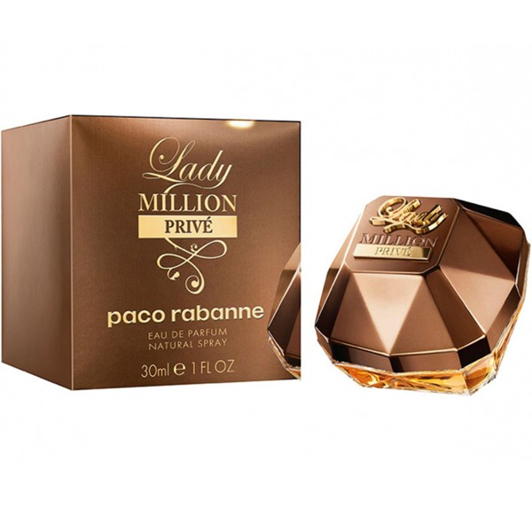 paco rabanne lady million prive edp 30ml from. Black Bedroom Furniture Sets. Home Design Ideas