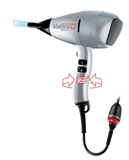 Показать информацию о Swiss Nano 6200 Light Ionic Rotocord Hairdryer