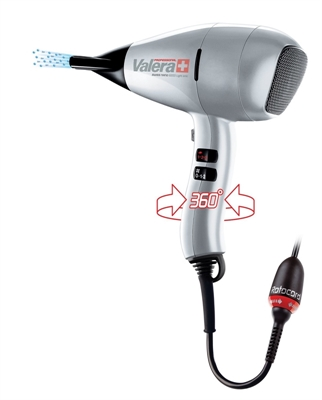 Picture of Swiss Nano 6200 Light Ionic Rotocord Hairdryer