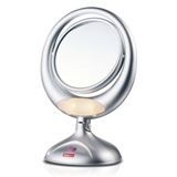 Показать информацию о Vanity Lighted Make-Up Magnifying Mirror
