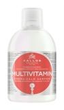 Показать информацию о KALLOS Multivitamin Energising Shampoo 1000ml