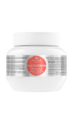 Picture of KALLOS MULTIVITAMIN HAIR MASK  275 ml