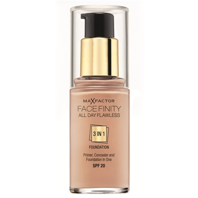 Picture of MAX FACTOR FACEFINITY 3 IN 1 FOUNDATION