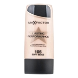 Показать информацию о MAX FACTOR LASTING PERFORMANCE