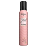 Показать информацию о L`Oreal Tecni.Art Spiral Queen nourishing mousse 200ml