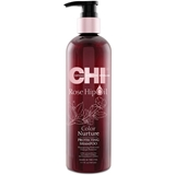 Показать информацию о CHI ROSE HIP OIL SHAMPOO  340 ML